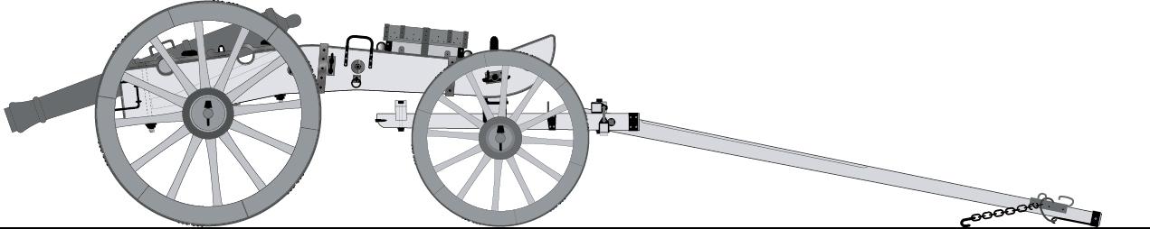 Le canon Gribeauval - Calibre 8