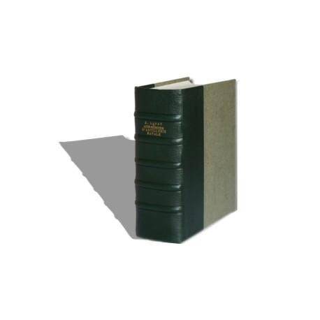 Aide-Mémoire d'Artillerie Navale. J.Lafay - 1850