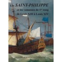 The Saint-Philippe and the first-rates under Louis XIII to Louis XIV
