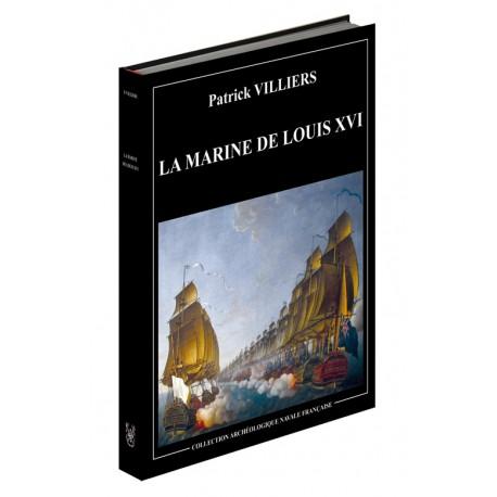 LA MARINE DE LOUIS XVI