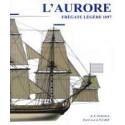 MONOGRAPHIE FREGATE LEGERE L'AURORE - 1697