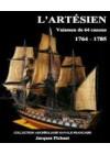 MONOGRAPHIE DE L'ARTESIEN Vaisseau 64 canons 1764