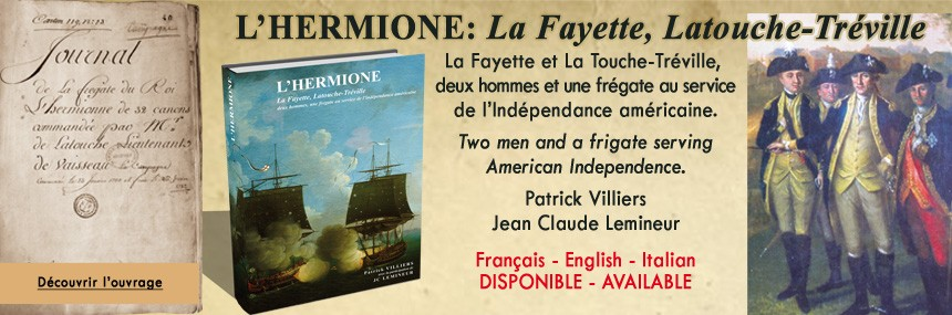 The monograph HERMIONE frigate 12 1779-1793