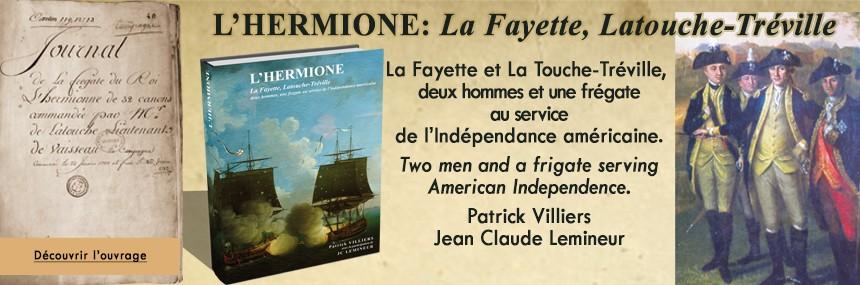 The monograph HERMIONE frigate 12 1779-1793