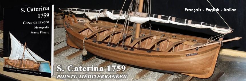 Gozzo Santa Caterina - 1759